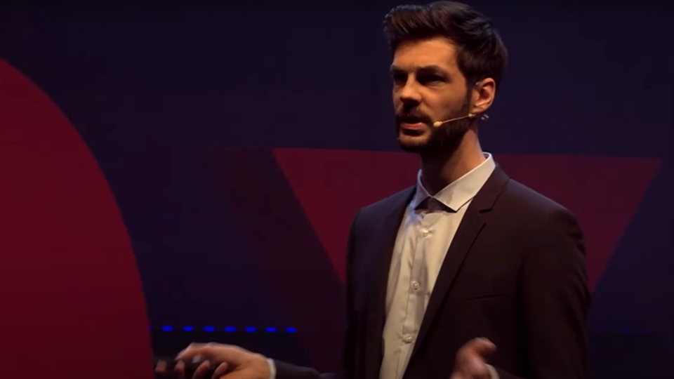 Ted Talk: Digital Is Taking Over