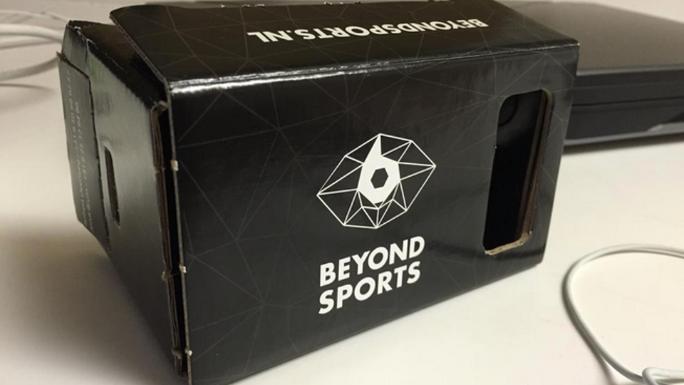 Showing SXSW 2015 how to ace the sports game with Oculus Rift